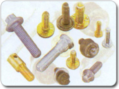 HUB, WELD AND FLANGE BOLTS